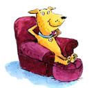 Dog_sitting